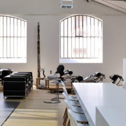 l'atelier espaces réceptifs